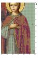 Алмазная мозаика «Вера, Надежда и Любовь» 70x50 см, в подарок пенал