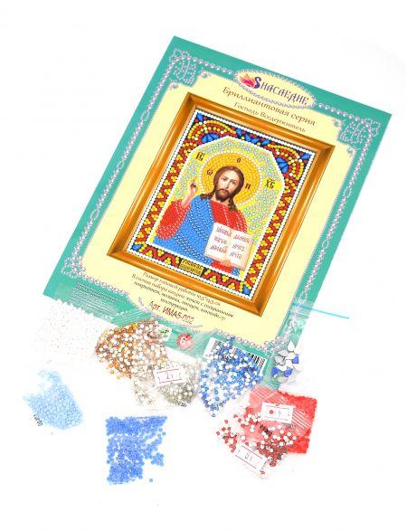 Алмазная мозаика «Господь Вседержитель» алмазная мозаика