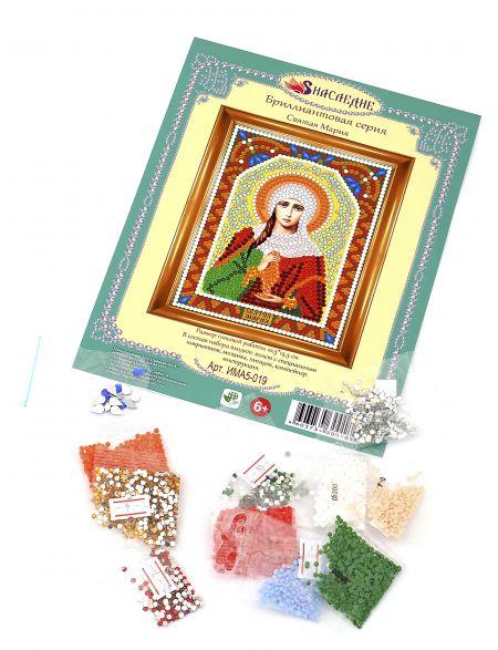 Алмазная мозаика «Святая Мария» алмазная мозаика