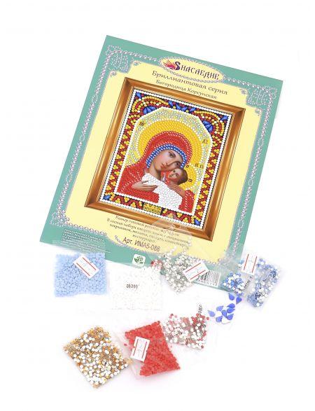 Алмазная мозаика «Богородица Корсунская» икона