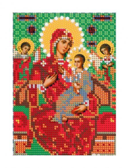 Алмазная мозаика «Божией матери Всецарица» икона