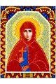 Алмазная мозаика «Святая Клавдия» икона