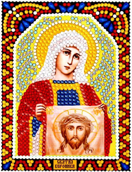 Алмазная мозаика «Святая Вероника» икона