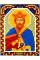 Алмазная мозаика «Святой Вячеслав» икона