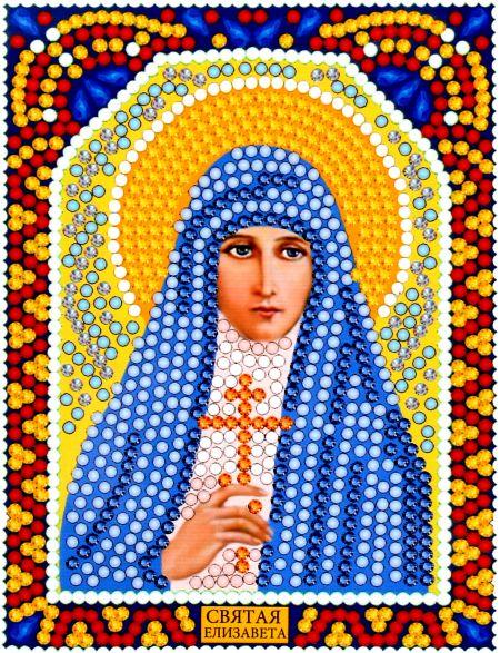 Алмазная мозаика «Святая Елизавета» икона