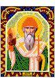 Алмазная мозаика «Святой Спиридон Тримифунтский» икона
