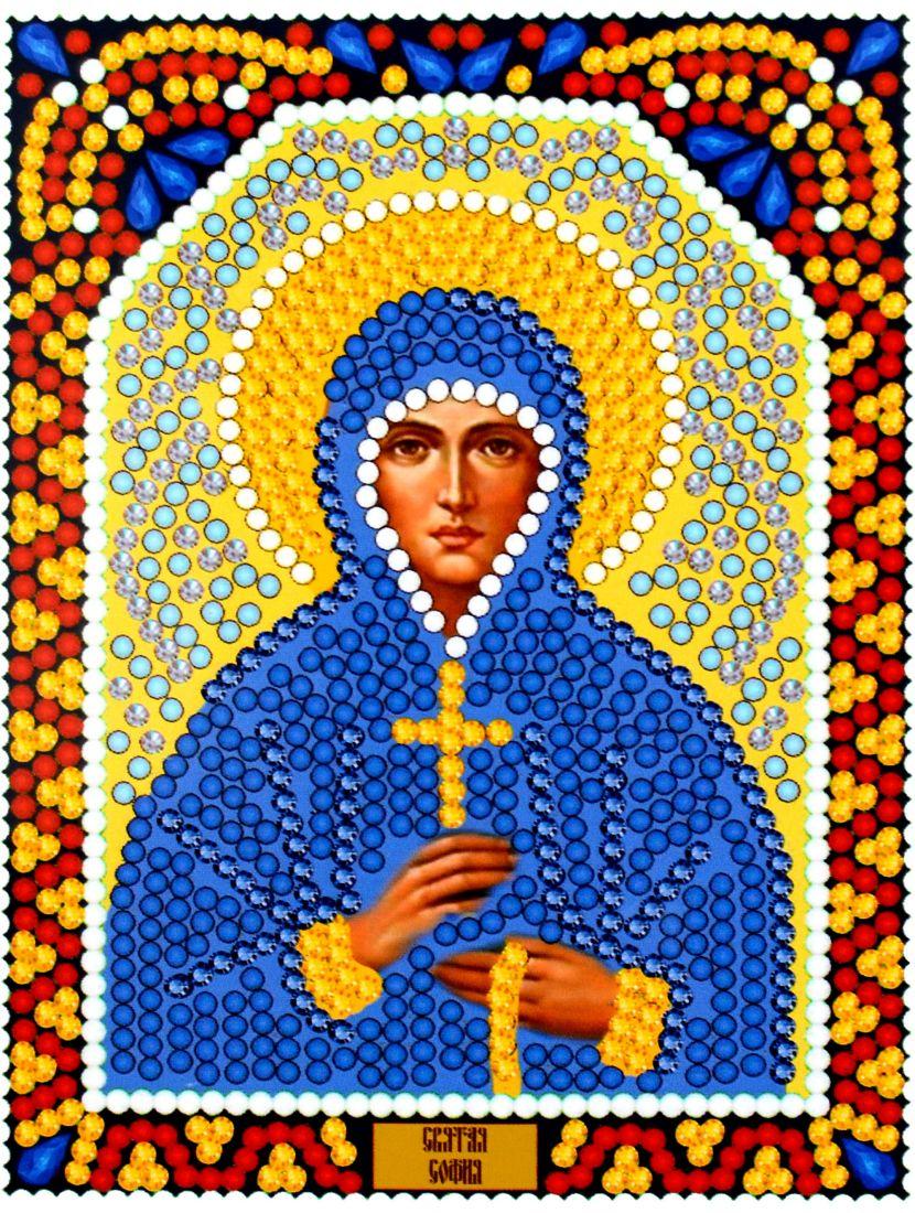 Алмазная мозаика «Святая София» икона