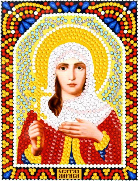 Алмазная мозаика «Святая Лариса» икона