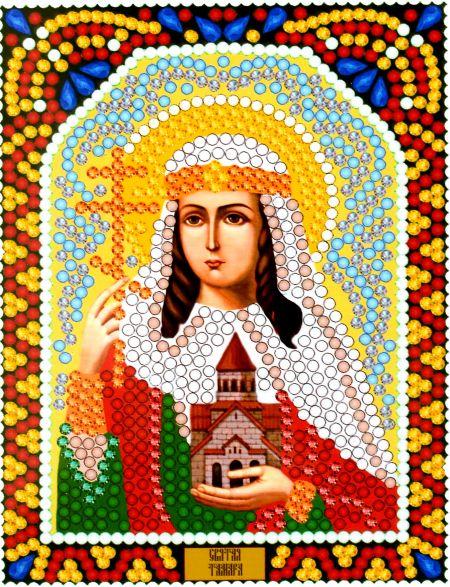 Алмазная мозаика «Святая Тамара» икона