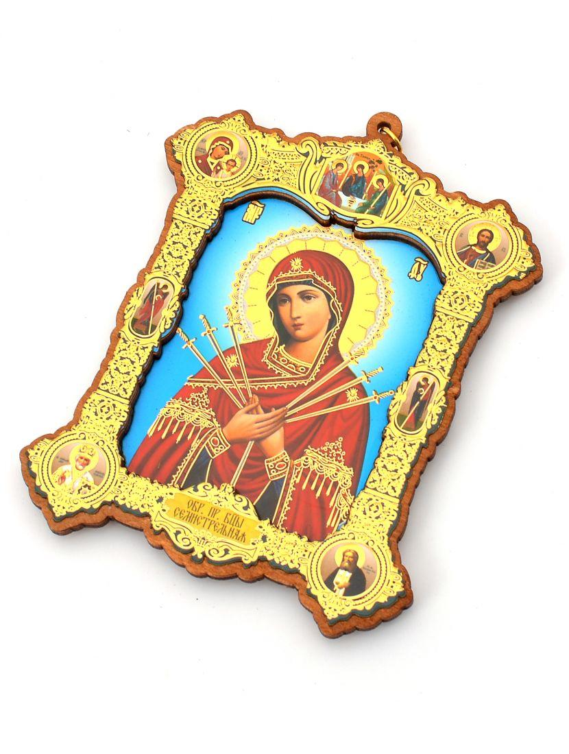 Икона «Богородица. Умягчение злых сердец»